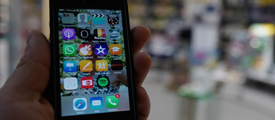 """Handige app """"Apotheek Spiritus Mobile"""" is gratis beschikbaar"""