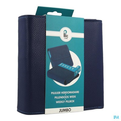 PLIC CARE PILLENDOOS JUMBO BLAUW