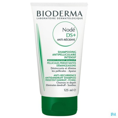 BIODERMA NODE DS+ SHAMPOO CREME A/REC. TUBE 125ML