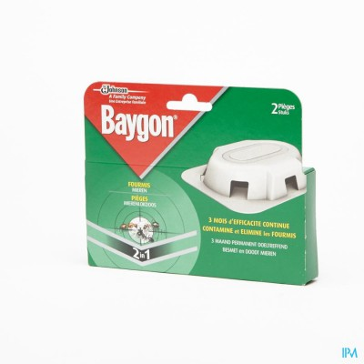BAYGON GROEN MIERENLOKDOOS 2