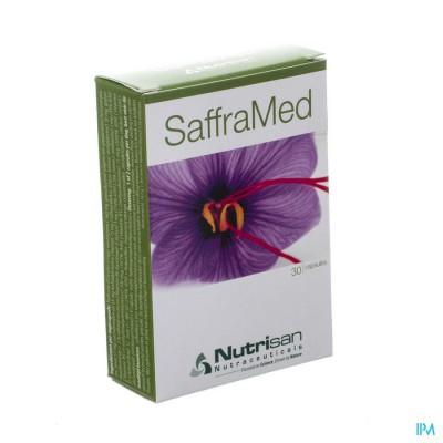 SAFFRAMED V-CAPS 30 NUTRISAN