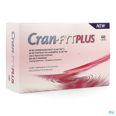 CRAN-FYT PLUS CAPS 60