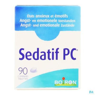 SEDATIF PC ZUIGTABL 90 BOIRON