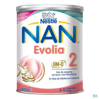 NAN OPTIPRO EVOLIA 2 800G