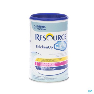 Resource Thickenup Clear Pdr 125g