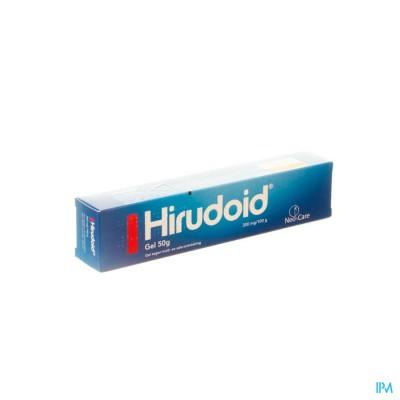 HIRUDOID 300 MG/100 G GEL 50 G