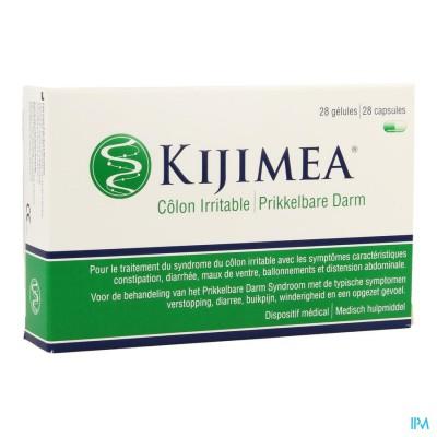 KIJIMEA PRIKKELBARE DARM CAPS 28