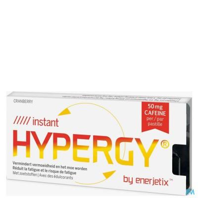 HYPERGY ENERJETIX INSTANT ENERGIE VEENBES PAST.6