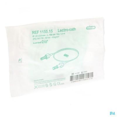 LECTRO-CATH PROLONGAT.TROUS 150CM 00115915