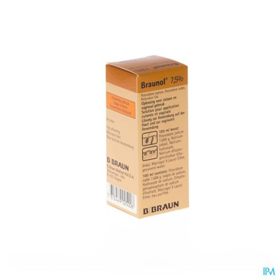 BRAUNOL AD US DERM 30ML