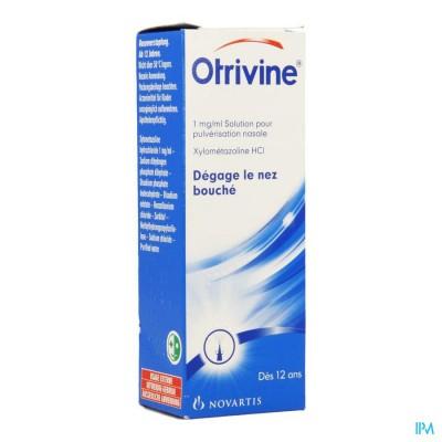 Otrivine Hydrat 1/1000 Spray 10ml