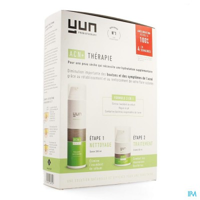 Yun Acn+ Therapy A/acne Dry Skin