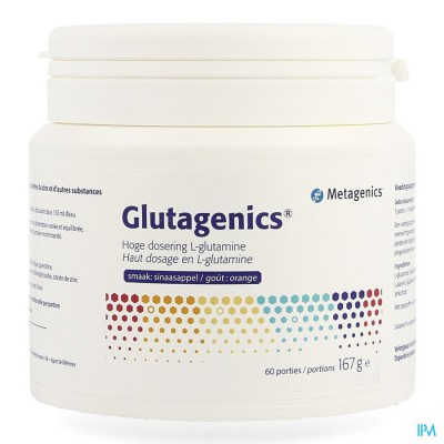 Glutagenics Nf Pdr Portion 60 22870 Metagenics