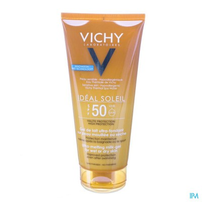 VICHY CAP ID SOL IP50 GEL MELK ULTRA SMELT. 200ML