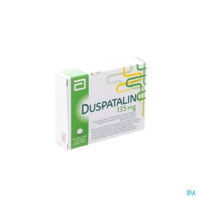 DUSPATALIN DRAG 40 X 135 MG