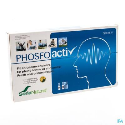 Soria Phosfoactiv 20 vials