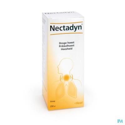 NECTADYN SIROOP 250ML
