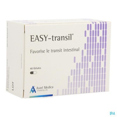 EASY TRANSIL CAPS 40
