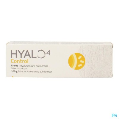 HYALO 4 CONTROL CREME TUBE 100G