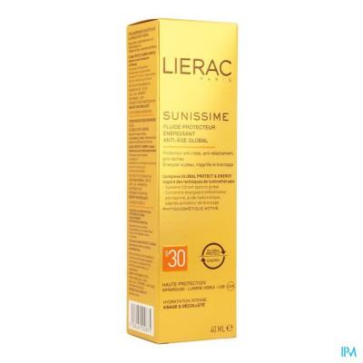 Lierac Sunissime Fluide Gelaat Ip30 Bescherm. 40ml