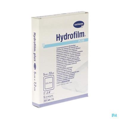 HYDROFILM PLUS 5X 7,2CM 5 6857700