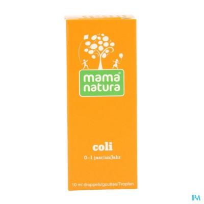 MAMA NATURA COLI GUTT 10ML VERV.2051159