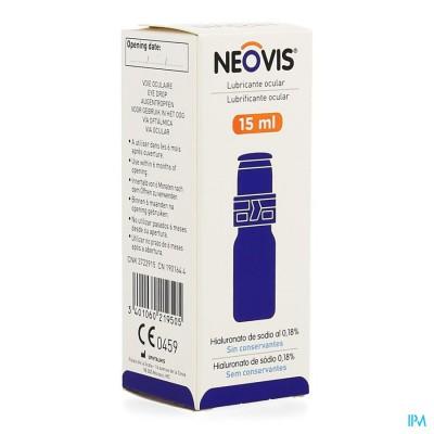 NEOVIS OPL OPTHAL. FL 15ML VERV.3323987