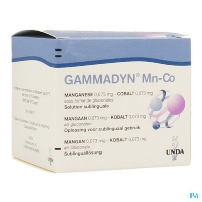 GAMMADYN AMP 30 X 2 ML MN-CO UNDA