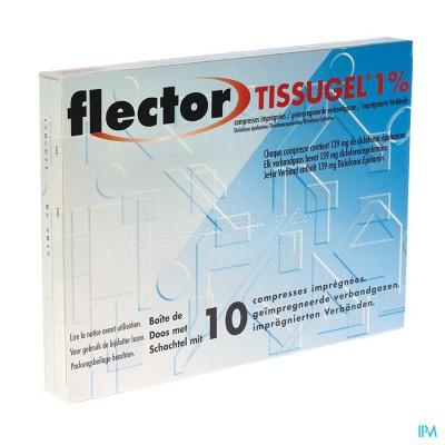 FLECTOR TISSUGEL COMPRES IMPREG 10