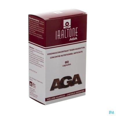 IRALTONE AGA HAARUITVAL CAPS 60 VERV.2484723