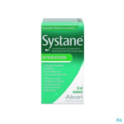 SYSTANE HYDRATATION OOGDRUPPELS 10ML