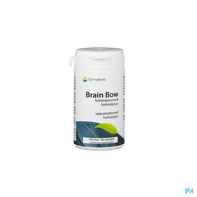 BRIAN BOW PAS-CPLX 100MG SPRINGFIELD SOFTGELS 60