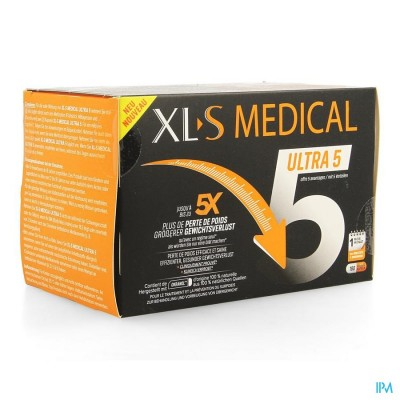 Xls Med. Ultra 5 Comp 180