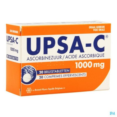 Upsa-c Bruis 1g Tabl 20