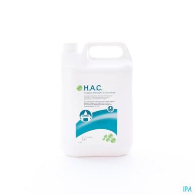 HAC ANTISEPT. CONCENT. 5L