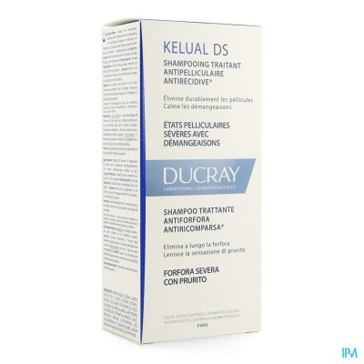 DUCRAY KELUAL DS SH A/ROOS NF 100ML