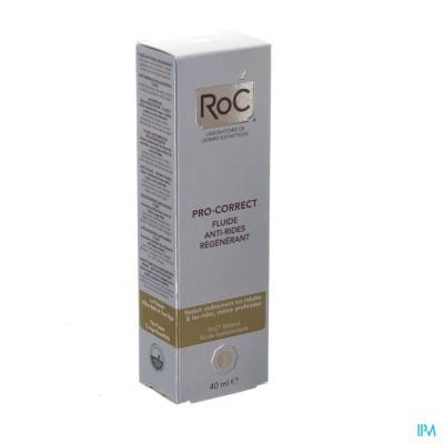 Roc Pro-correct Fluid A/rimpel Verjongend 40ml