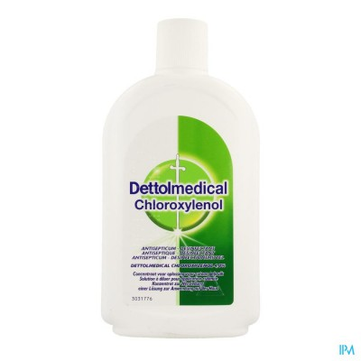 DETTOLMEDICAL CHLOROXYLENOL 4,8% 500ML
