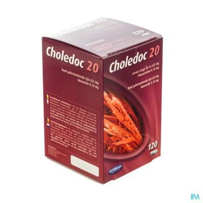 CHOLEDOC 20 CAPS 120 ORTHONAT