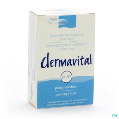 DERMAVITAL WASSTUK GEV.HUID 100G