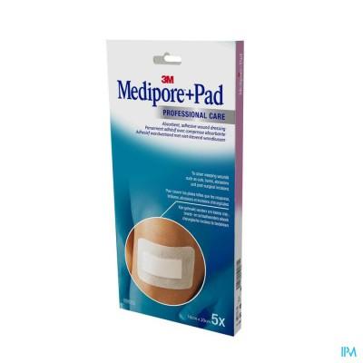 MEDIPORE + PAD 3M 10X20,0CM 5 3570P