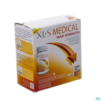 Xls Med. Maximum Strength Comp 120