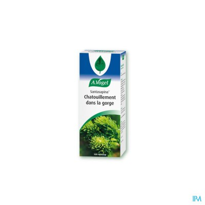 A.Vogel Santasapina siroop 100ml