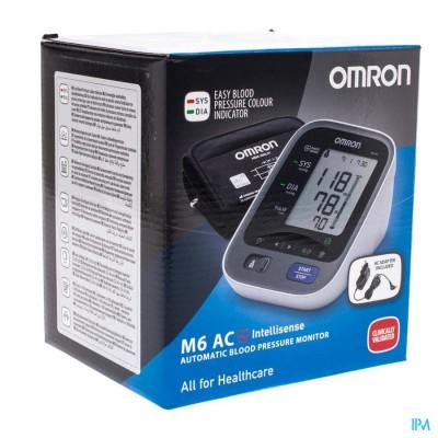 OMRON M6 AC BLOEDDRUKMETER ARM HEM7322E