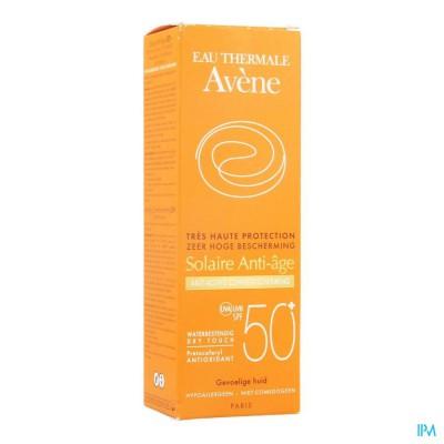 Avene Zon Ip50+ Creme A/age 50ml