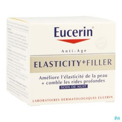 EUCERIN HYALURON FIL.+ELASTICITY NACHTCREME 50ML