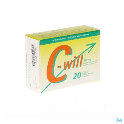 C WILL CAPS. 20