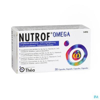 NUTROF OMEGA VOEDINGSUPPL.OGEN CAPS 30VERV.2580538