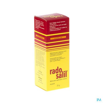 RADO SALIL STIFT 25 G