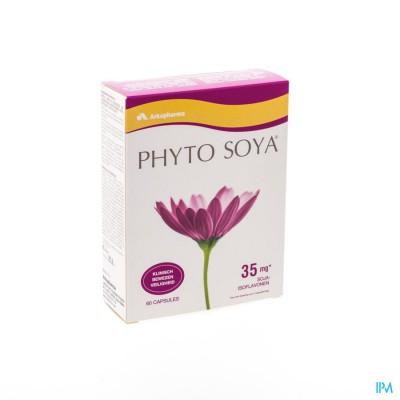 PHYTO SOYA 35MG CAPS 60 CFR 3536935